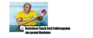 Coach Cecil Kritik